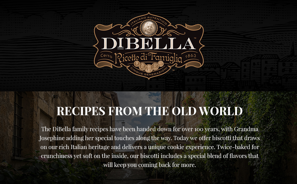 Recipes from the old world