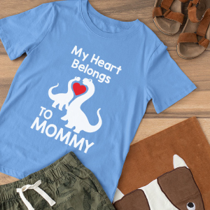 mother's day shirt for kids boy girl toddler infant mom shirts for kids son daughter grandson mama