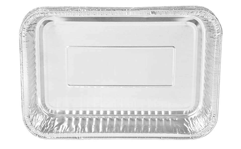 Stock Your Home Aluminum Drip Pan (25 Count) - Weber Aluminum Drip Pans - Weber Grill Pan