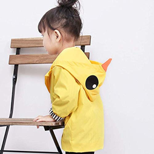 baby girl raincoat