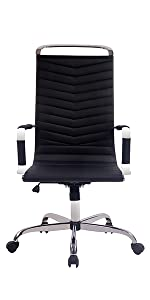 Black Office Chair (New)