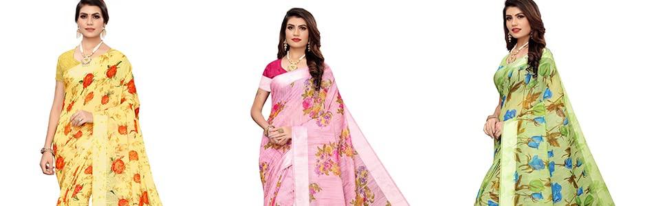 Sonakshi Silk Saree for Women