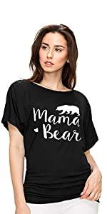 Mama bear Short Sleeve T-shirt