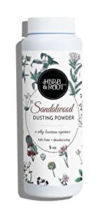 Sandalwood Dusting Powder
