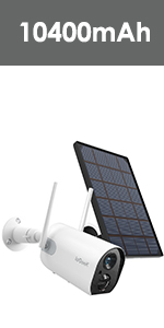 ieGeek Solar Security Camera