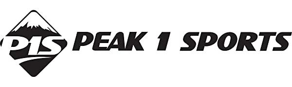 Peak 1 Sports Cycling Apparel