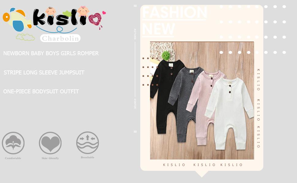 JBEELATE Baby Girl Lace Romper Long Sleeve Ruffle Jumpsuit Bodysuit Tops Newborn Autumn Outfits