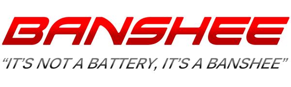 Banshee 12V 3A Charger for Sealed Lead Acid Battery