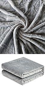 Light Grey Blanket