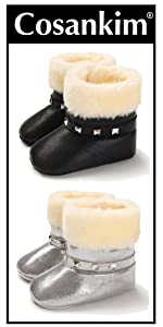 boys snow boots girls snow boots baby toddler slip on shoes kids shoes winter boys girls