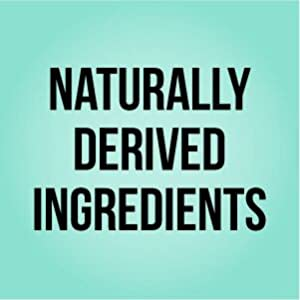 naturally derived ingredients