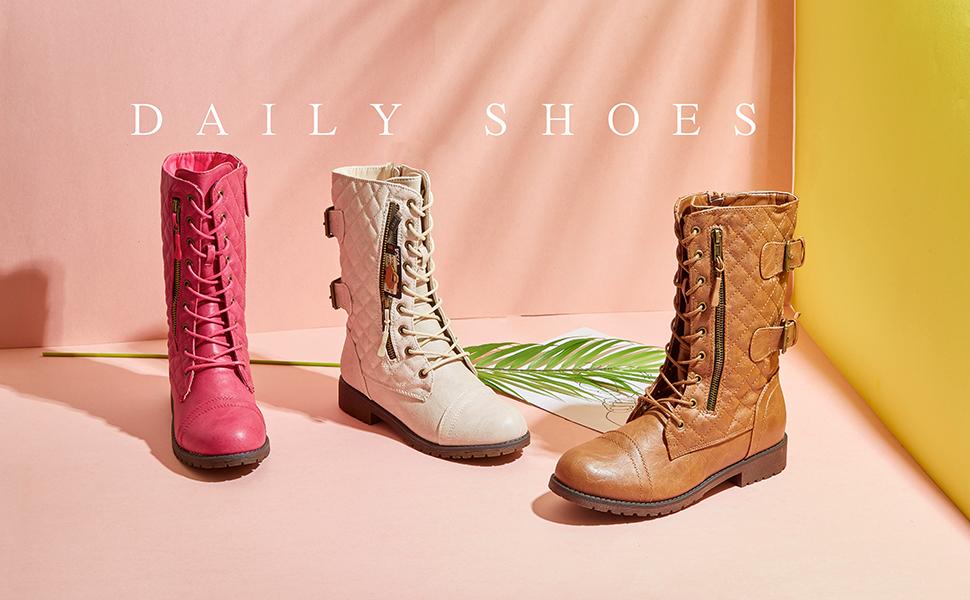 pocket boots