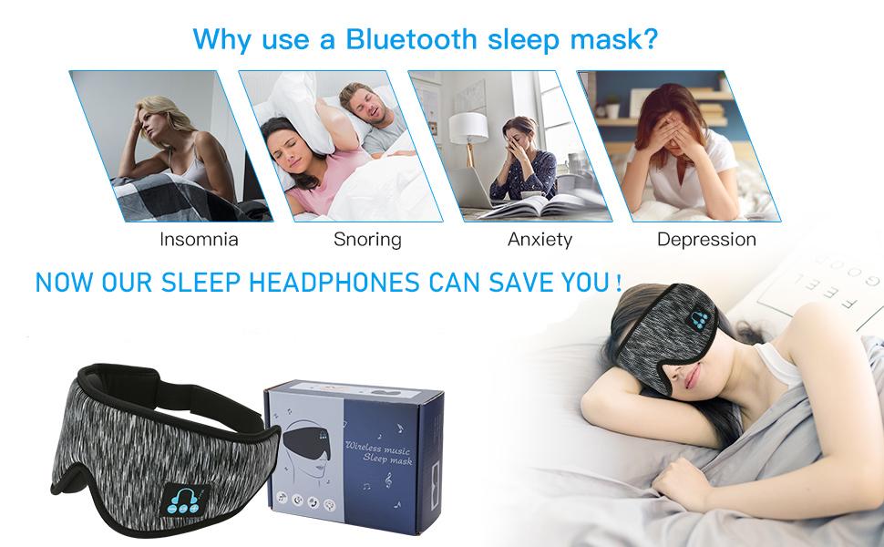 sleep mask for men