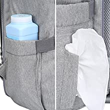 Diaper Bag Backpack for Baby Boy Girl