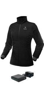 Women's Heated Jacket