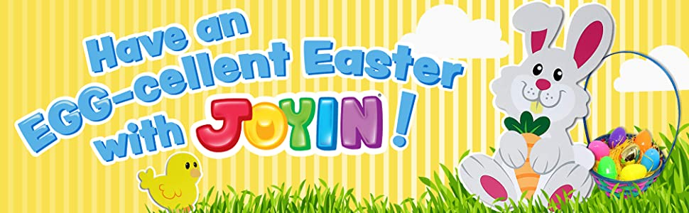 24Pcs Easter Egg Stampers Great Easter Toys