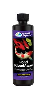 pond kloudaway water clarifier