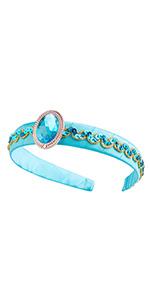 jasmine headband princess dress up  accessories
