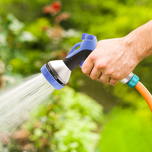 Garden Hose Nozzle Heavy Duty