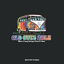 Old Guys Rule - Trippin' - Black - Graphic
