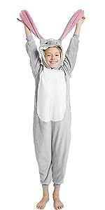 Bunny Onesie for Kids
