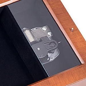 Friends Beautiful Gift Italian Design Music Box Plays Wind Beneath My Wings