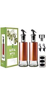 Olive Oil Dispenser Bottle Oil Dispenser Olive Oil Dispenser Oil Dispenser Bottle for Kitchen