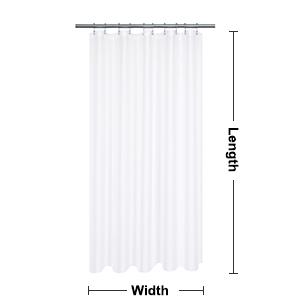 rv curtain sizes