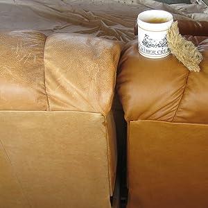 repair sofa leather couch restore restoration