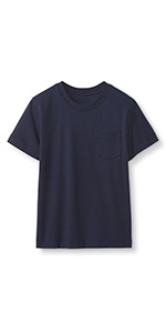 Boys Pima Cotton Short Sleeve Shirt
