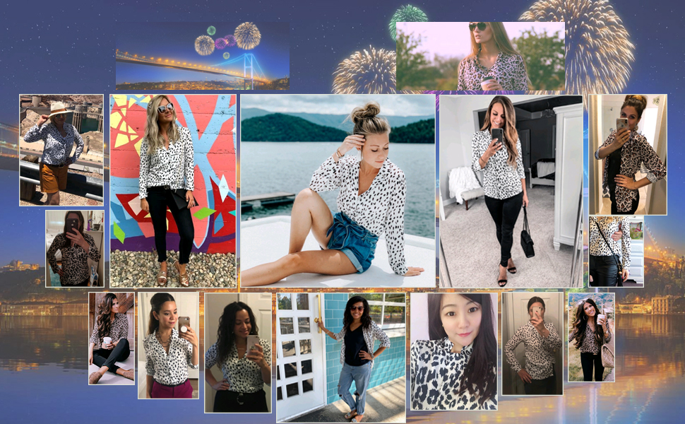 fashion customers show