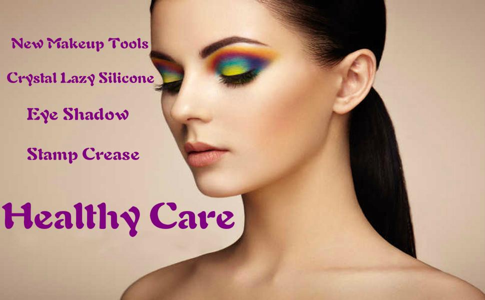 Turelifes Lazy Eyeshadow Stamp Crease Kit