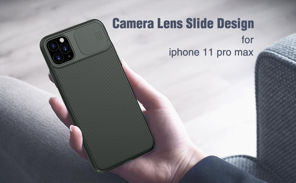 Nillkin iphone 11 pro max case