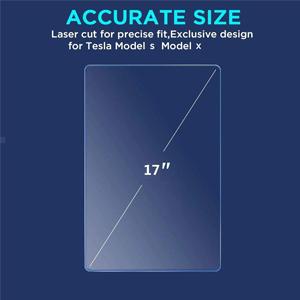 car navigation shock touchscreen hardness fingerprint control cover fiber coating