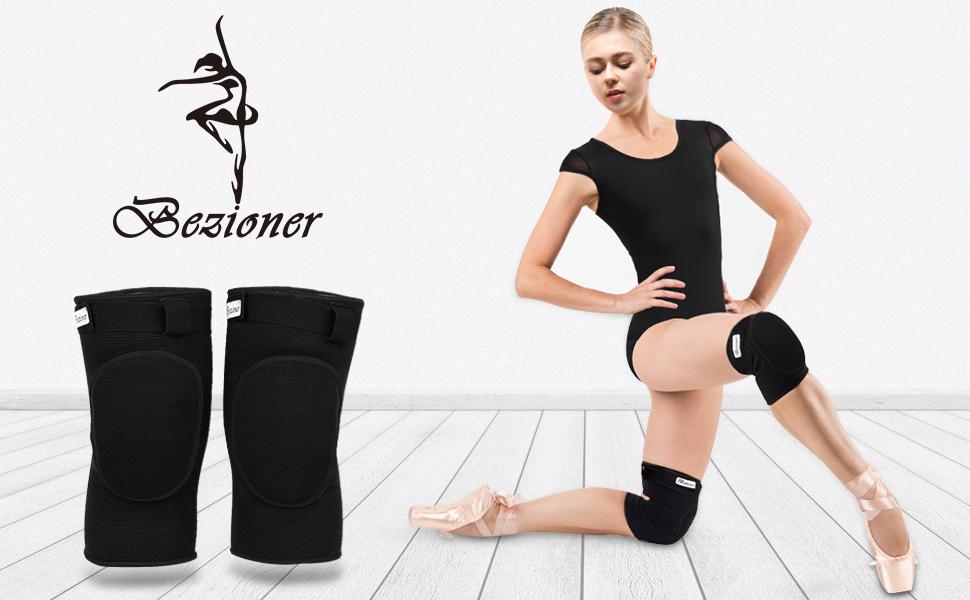 Bezioner Knee Pads for Dancers