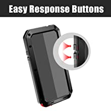 EASY RESPONSE BUTTONS