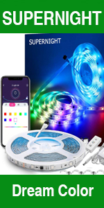 Dreamcolor led strip lights