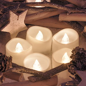 tealight battery operated