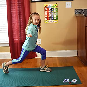 exercise for kids, fitness game, weight loss, movement, classroom games, games for kids, kenson kids