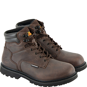 "Thorogood Men's V-Series 6"" Waterproof, Hunting Boot"
