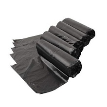Rolls/Bags Gallon Trash Can Liner, High Density wastebaskets garbage Gallon Trash Can