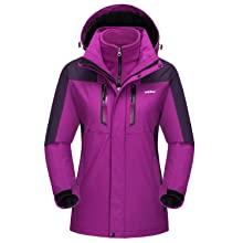 windproof jackets women
