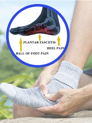 foot pain ,orthotic insole,health beauty,flat foot arch support ,foot health ,plantar fasciitis