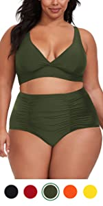 plus size bathing suit