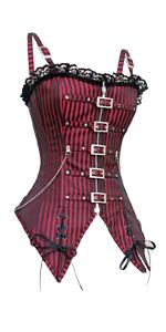overbust corset