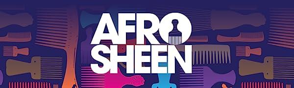 afro sheen