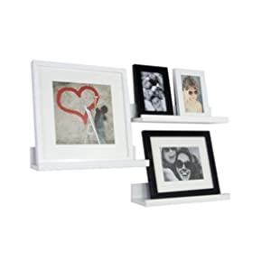 hanging shalves,white display photo,shalves for picture