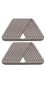 1.5'' triangle bukles