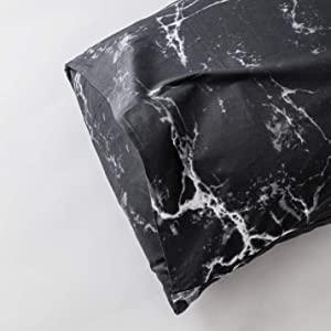 balck pillow