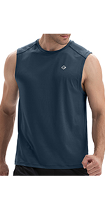 Quick Dry Sleeveless Shirt